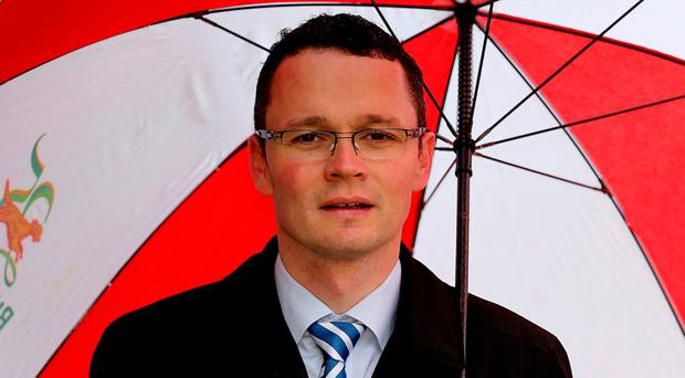 Minister of State for Tourism and Sport Patrick O'Donovan. Photo: Tom Burke