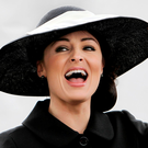 RING OF TRUTH: Grainne Seoige says wedding bells may sound. Photo: Steve Humphreys