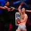 John Kavanagh and Dylan Tuke: 'It's the arrival of Tuke that lifts the roof for the first time. He bounces into the cage and acknowledges the applause: His home. His crowd. His dream'