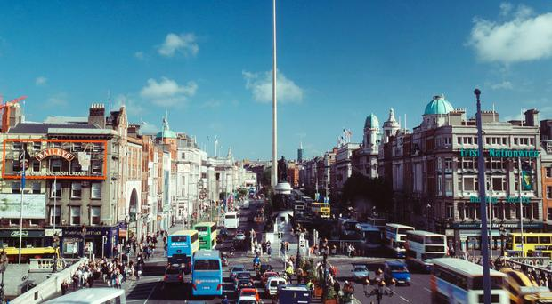 BORING: Dublin's Spire should be dressed for Christmas