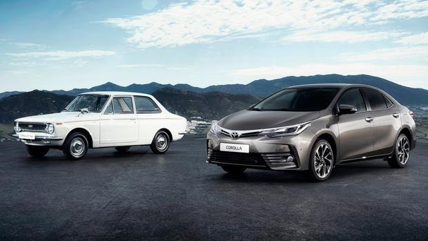 UNDERSTATED: The Toyota Corolla goes along at its own pace without fuss