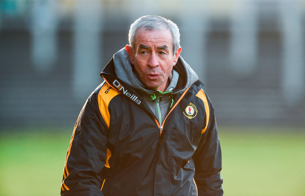Ulster manager Pete McGrath. Photo by David Maher/Sportsfile