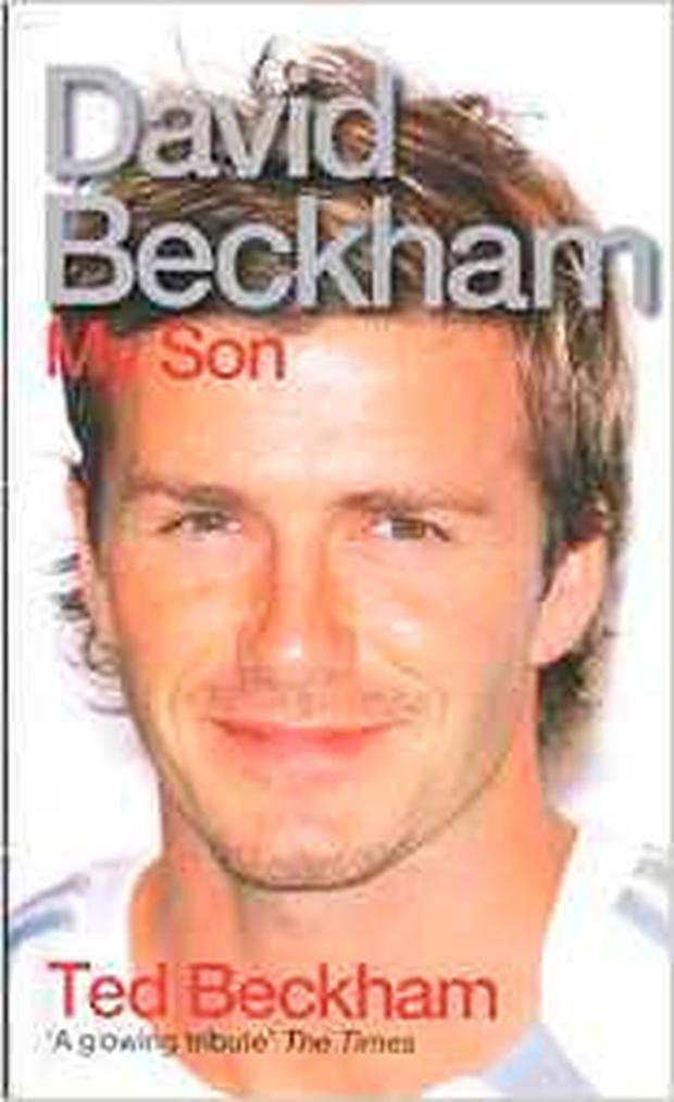 David Beckham - My Son by Ted Beckham