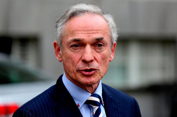 Minister Richard Bruton is working on a funding system. Photo: Tom Burke