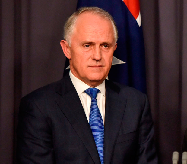 Caution: Malcolm Turnbull. Photo: Getty Images