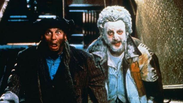 Burglars targeted the McCallister house in Home Alone