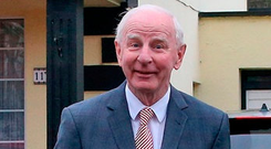 The race is on to replace Pat Hickey as Olympic Council of Ireland president. Photo: Colin Keegan