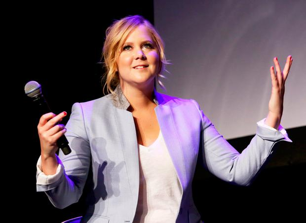 Amy Schumer. Photo by Robin Marchant/Getty Images