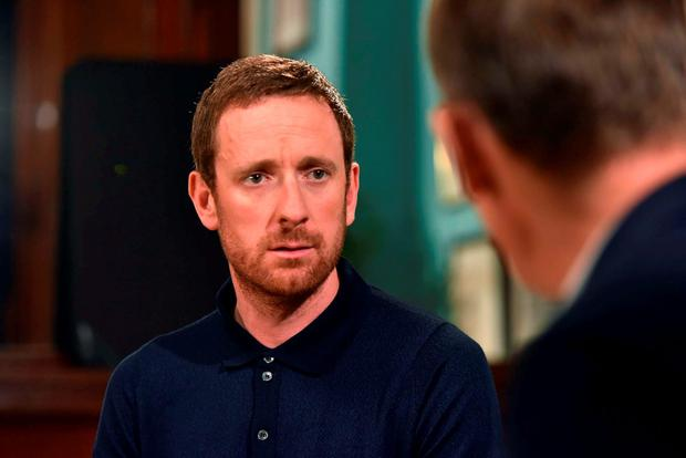 Team SKY are co-operating fully with a UK Anti-Doping investigation into a package sent to Bradley Wiggins at the end of the 2011 Dauphine race. Photo: PA