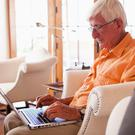 More than half of internet users over 60 here refuse to share personal or payment details with online services, despite such information being necessary to participate in social and economic activities. Stock Image: GETTY