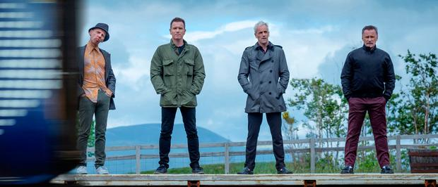 The original cast reprise their roles in T2 Trainspotting