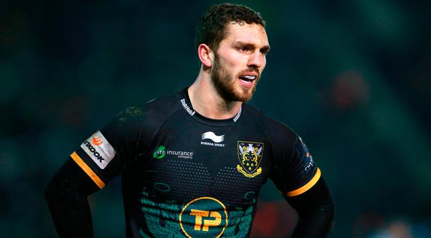 Northampton will not face any action over the incident which saw George North suffer a concussion Picture: PA