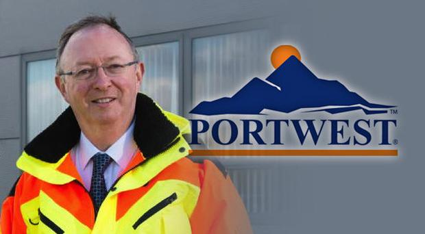 Harry Hughes, one of the directors at Co Mayo firm Portwest