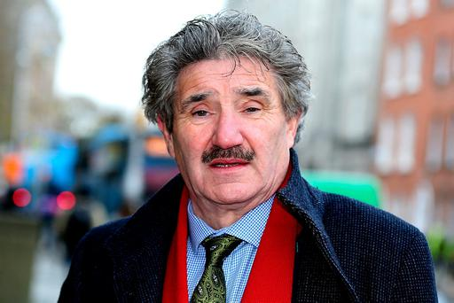 Earlier this year, Waterford TD John Halligan claimed he had secured €10 million 'in principle' for the building of a new runway. Photo: Tom Burke