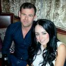 Jessica Bowes with Jonathan McSherry (34), of Cedarbrook Walk, Cherry Orchard, Dublin