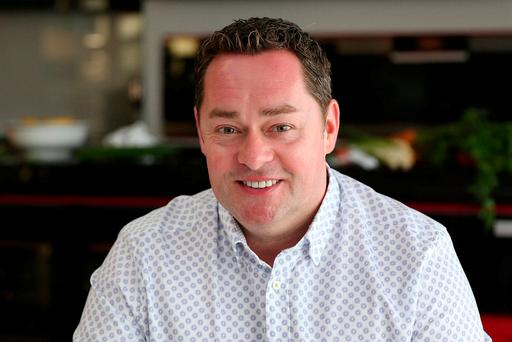Chef Neven Maguire fears for the future. Photo: Fran Veale