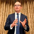 Minister Simon Coveney's first-time buyers plan bids to tackle the housing crisis. Photo: Tom Burke