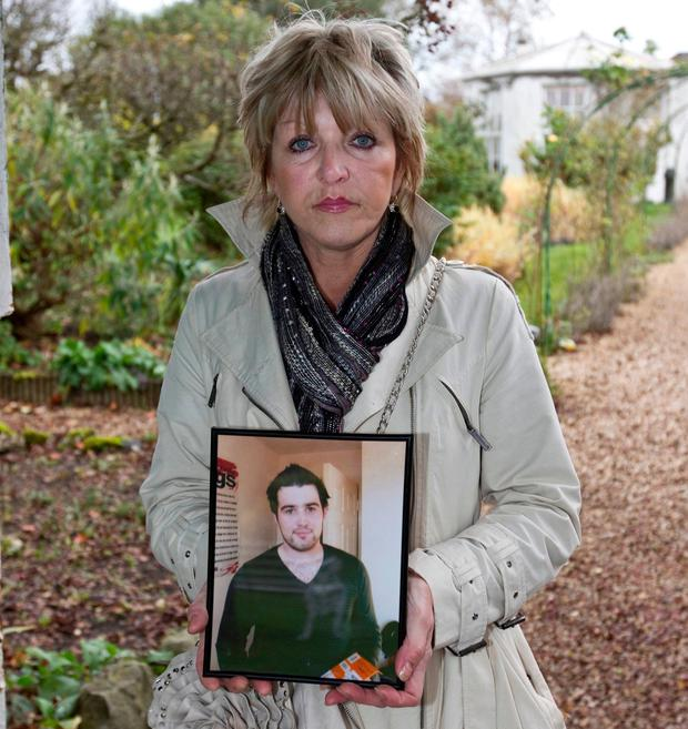 Christina Donnelly lost her son Brendan in a horrific head-on collision with a drunk driver