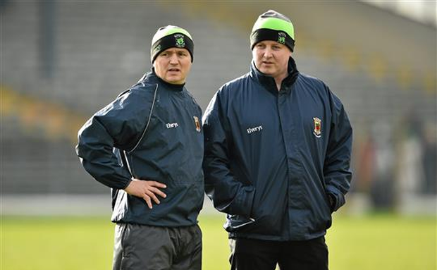 Noel Connelly and Pat Holmes should get an apology from the players, according to former Mayo forward Eugene MacHale Picture: Sportsfile