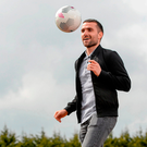 Christy Fagan is happy that he made the right decision by staying with St Pat's Picture: Seb Daly / SPORTSFILE