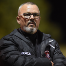 Cobh Ramblers manager Stephen Henderson Photo by Matt Browne/Sportsfile