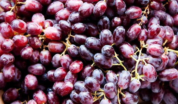 Grapes are 'ideally suited' to block a child's airway