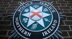 The car and at least two other vehicles were involved in a series of running incidents with the PSNI along the northern side of the Border in south Armagh.