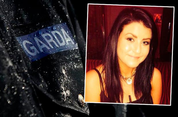 Amy Loughrey (inset) was on her way home from work when the fatal incident occurred