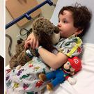Danny O'Carroll's generous donation means that little Rory Gallagher can get the best medical care possible.