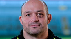 Ulster captain Rory Best. Photo: Oliver McVeigh/Sportsfile