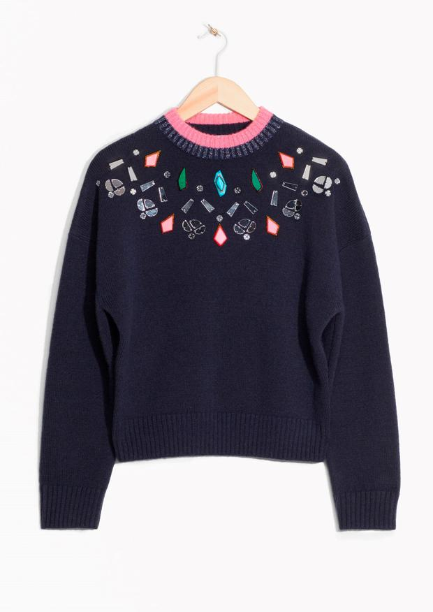 Jumper, €95 at & Other Stories