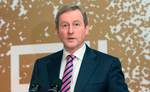 Enda Kenny says he cannot rule out Ireland being targeted Picture: Tony Gavin