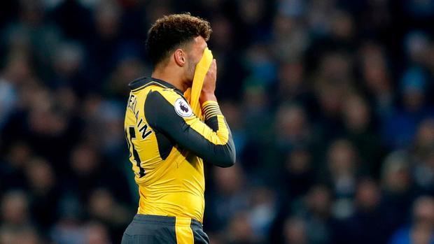 It's been a tough few weeks for Arsenal