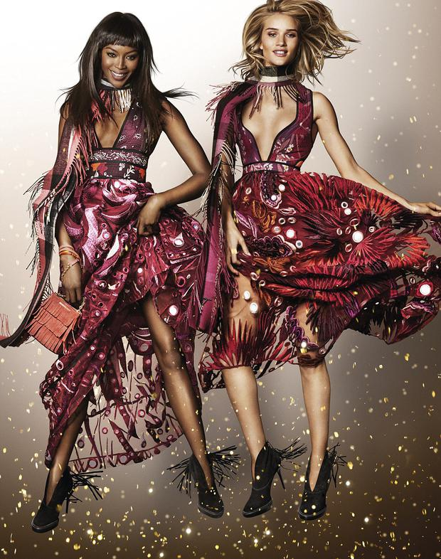 Burberry Christmas Campaign Image