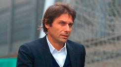 As a coach, Conte made a fortress of Juventus, winning three straight titles before re-animating Italy in last summer's European Championships. Photo credit: Adam Davy/PA Wire.