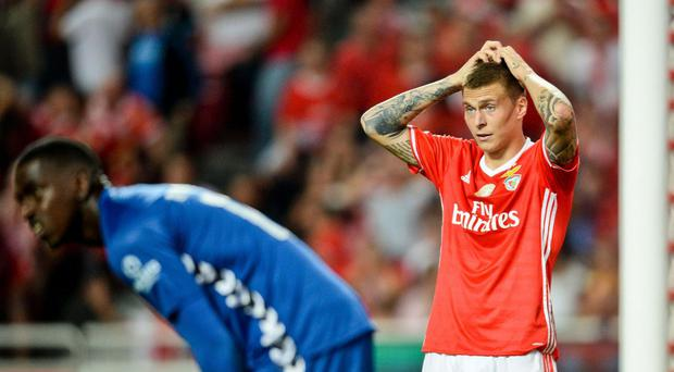 Lindelof is a target for Manchester United