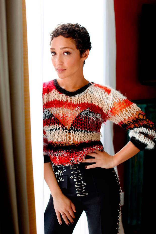 Actress Ruth Negga. Photo: Liz O. Baylen/Contour by Getty Images