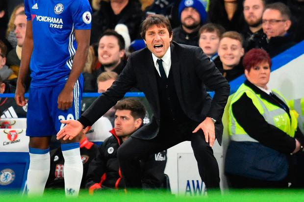 Antonio Conte. Photo: Getty Images