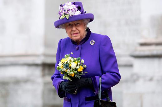 Britain's Queen Elizabeth II. Photo: AFP/Getty Images
