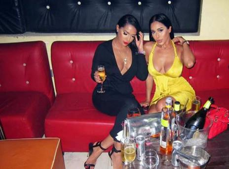 The Matharoo sisters have over 50,000 Instagram followers between them (Photo: Instagram)