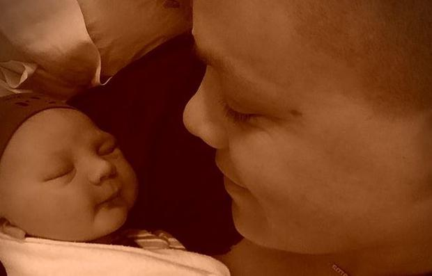 Pink welcomed baby Jameson on St Stephen's Day