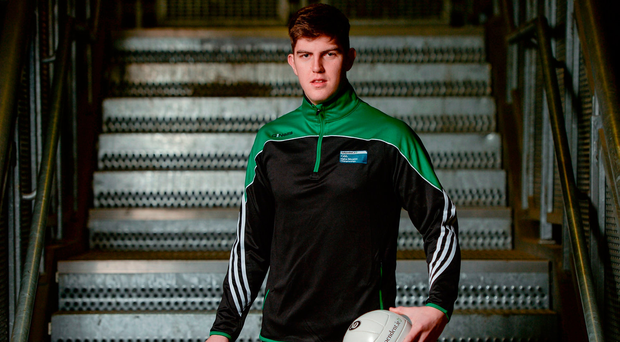 Steven O'Brien pictured at the recent launch of the Independent.ie Sigerson Cup. Photo by Seb Daly/Sportsfile