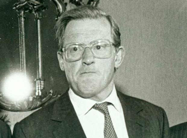 Former Northern Ireland secretary of state Tom King
