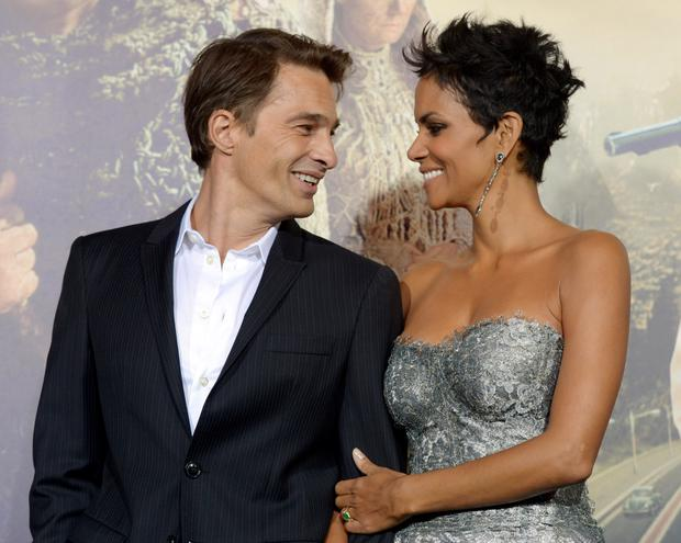 Halle Berry & Olivier Martinez's Divorce Finalized