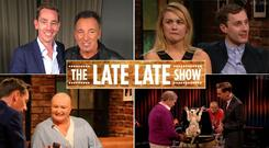 2016's Late Late Show
