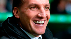 Charlie Nicholas was full of praise for Celtic manager Brendan Rodgers (pictured) Photo: Jane Barlow/PA Wire