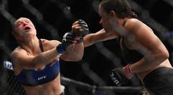 Ronda Rousey has not fought in the UFC since defeat to Amanda Nunes