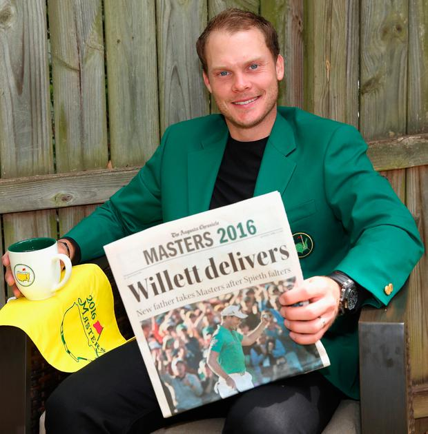 'It's hard to get away from the nagging feeling that Willett is a good champion, not yet a great champion.' Photo by Andrew Redington/Getty Images