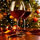 Some people like to toast Christmas with non-alcoholic wine Photo: Depositphotos