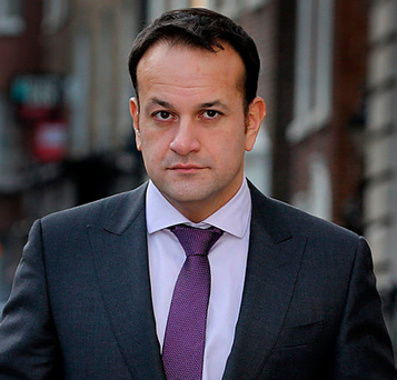 Social Protection Minister Leo Varadkar wants to make compulsory retirement illegal Photo: Tom Burke